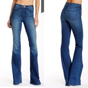McGuire Majorelle High Rise Flare Jeans NWT